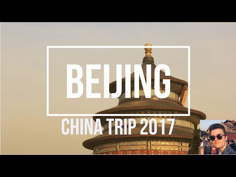 Our trip to Beijing 2017 / Teaching in China (Mobile Optimised)
