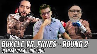 BUKELE VS. FUNES ROUND 2: ULTIMÁTUM AL PRÓFUGO - SOY JOSE YOUTUBER