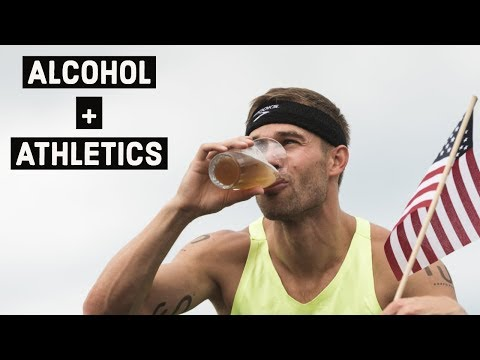 The TRUTH about Alcohol and Athletic Performance | #AskNick