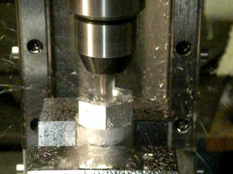 CNC Machine Tool Crash - ZOMG FAIL