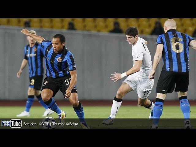 2011-2012 - Europa League - 03. 3de Voorronde - FC Zestafoni - Club Brugge 3-3