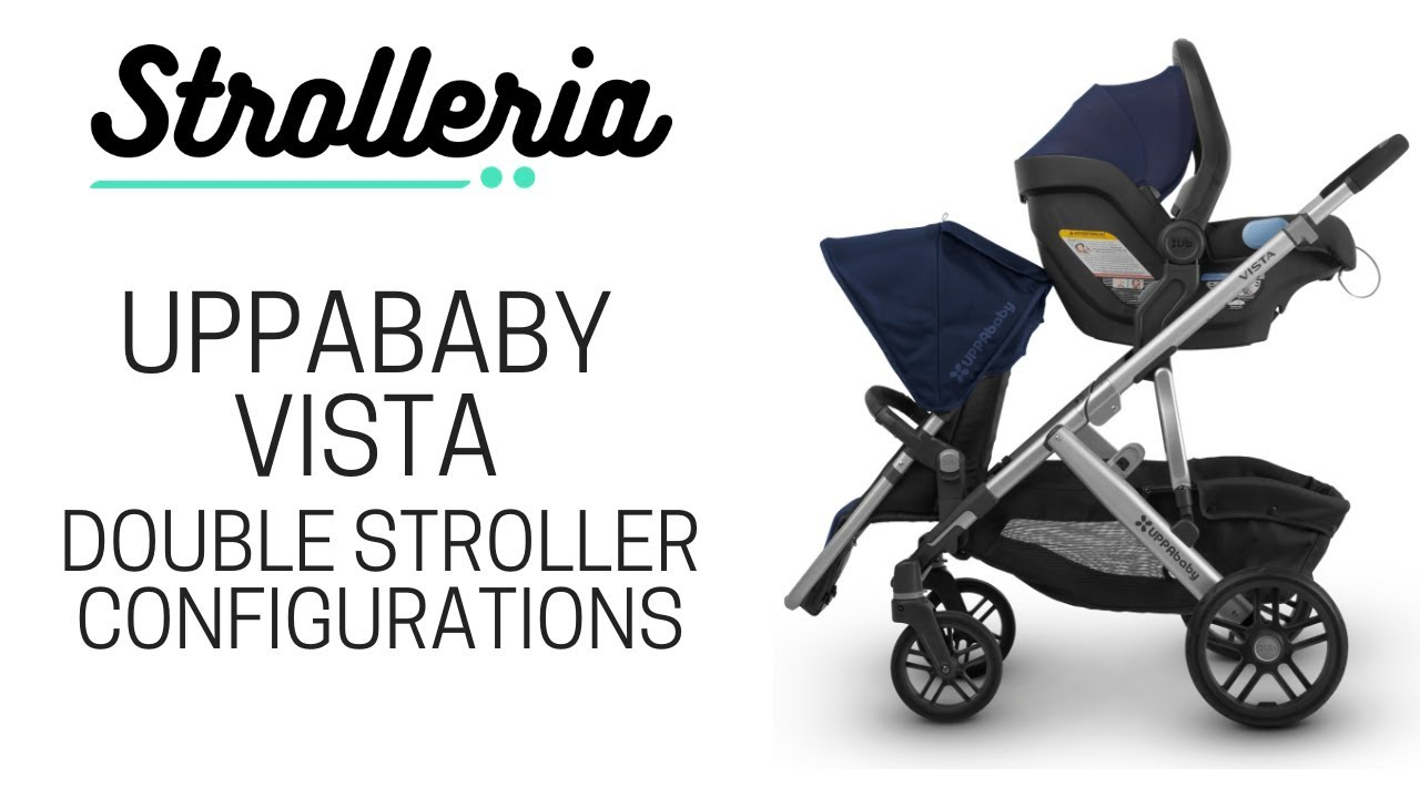 STORE DEMO UPPAbaby Vista Lower Adapter For VISTA models 2015 And Later