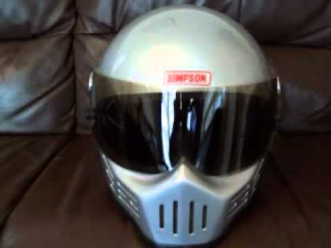 Vintage Simpson Rx1 Starwars Helmet Youtube