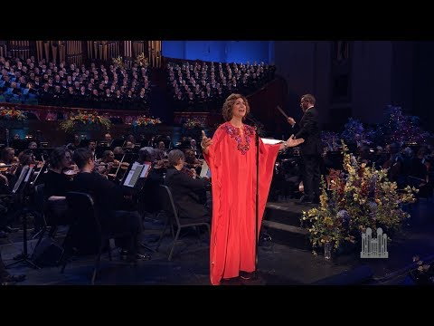 """O store gud (""""How Great Thou Art"""") - Sissel and The Tabernacle Choir"""