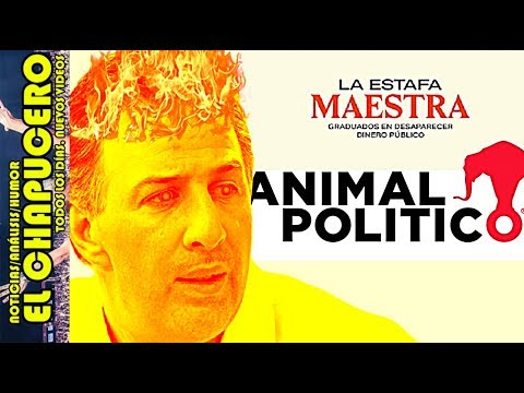 ¡ENFURECE MEADE! contra Animal Político, los AMENAZA y después ¡SE RAJA!
