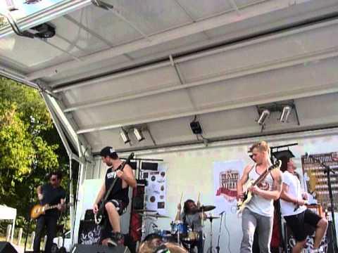 "Sin 4 Sin ""Showing The World"" Main Street Music Fest, Ellicott City, MD 9/28/13 live"