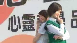 高苑迎新活動-制服走秀