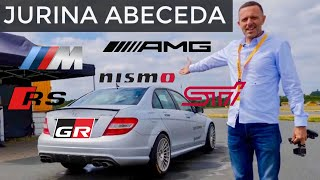 Što znači AMG, M, S, RS na sportskim automobilima? - by Juraj šebalj