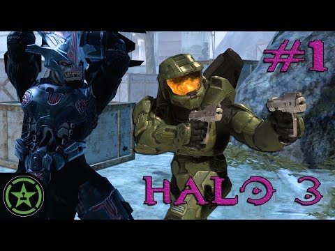 So Many Deaths - Halo 3: LASO Part 1 - Pillar of August | Let's Play