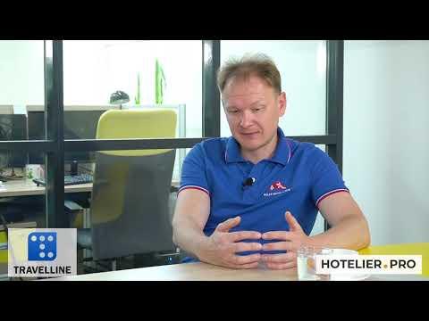 Большое интервью Романа Ефремова, исполнительного директора компании Travelline