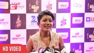 Gambar cover Vaishali Mhade at 8th Mirchi Music Awards 2016 | ViralBollywood Entertainment