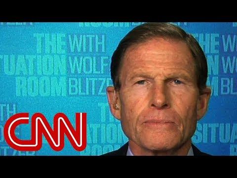 Sen. Blumenthal: Trump did commit a crime