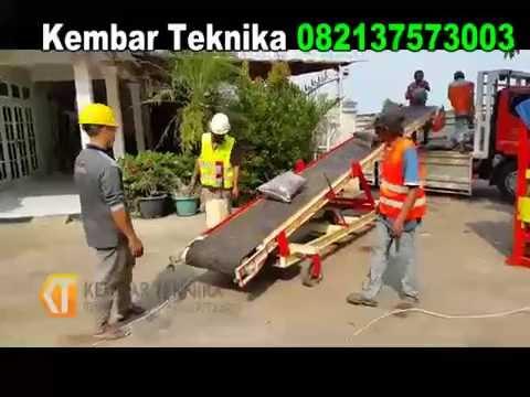conveyor portabel / mobil