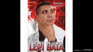 Lepi Bata  Jednom si me ranila  (Audio 2009)
