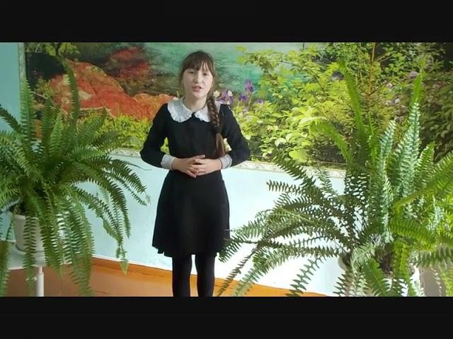 Изображение предпросмотра прочтения – ЕленаНасонова читает отрывок изпроизведения «Милостыня» И.С.Тургенева