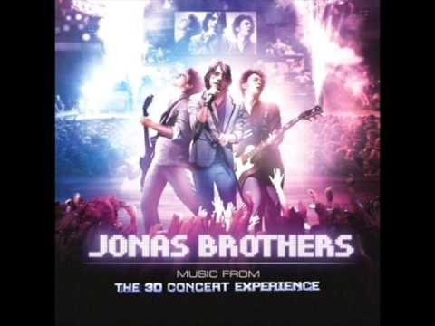 10.  S.O.S. - Jonas Brothers - Jonas Brothers: The 3 D Concert Experience (with lyrics + download)