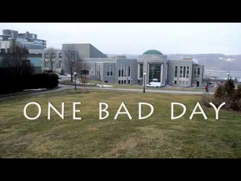 Marist College School of Communication and the Arts Student Film One Bad Day