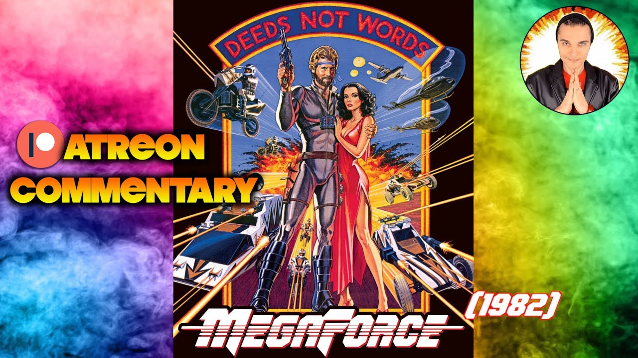 Download 80's Movie Commentary: Megaforce (1982)