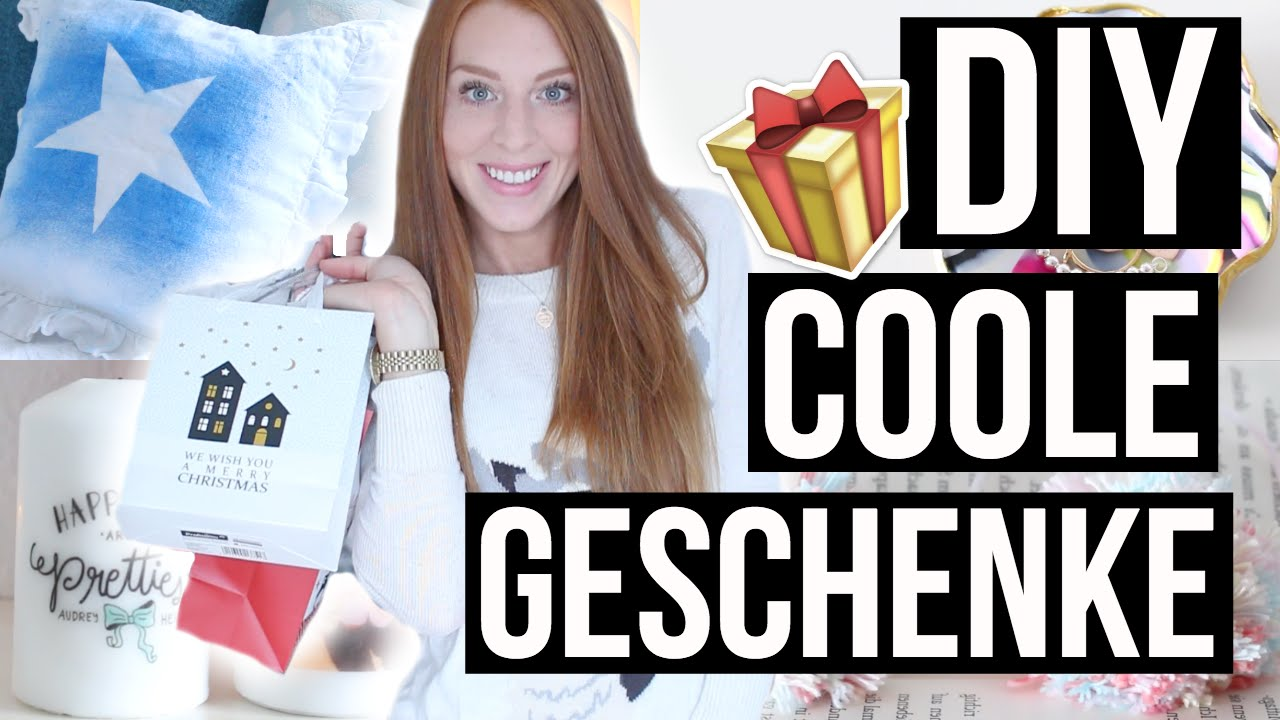 g nstige coole diy geschenke die alle umhauen laurencocoxo youtube. Black Bedroom Furniture Sets. Home Design Ideas