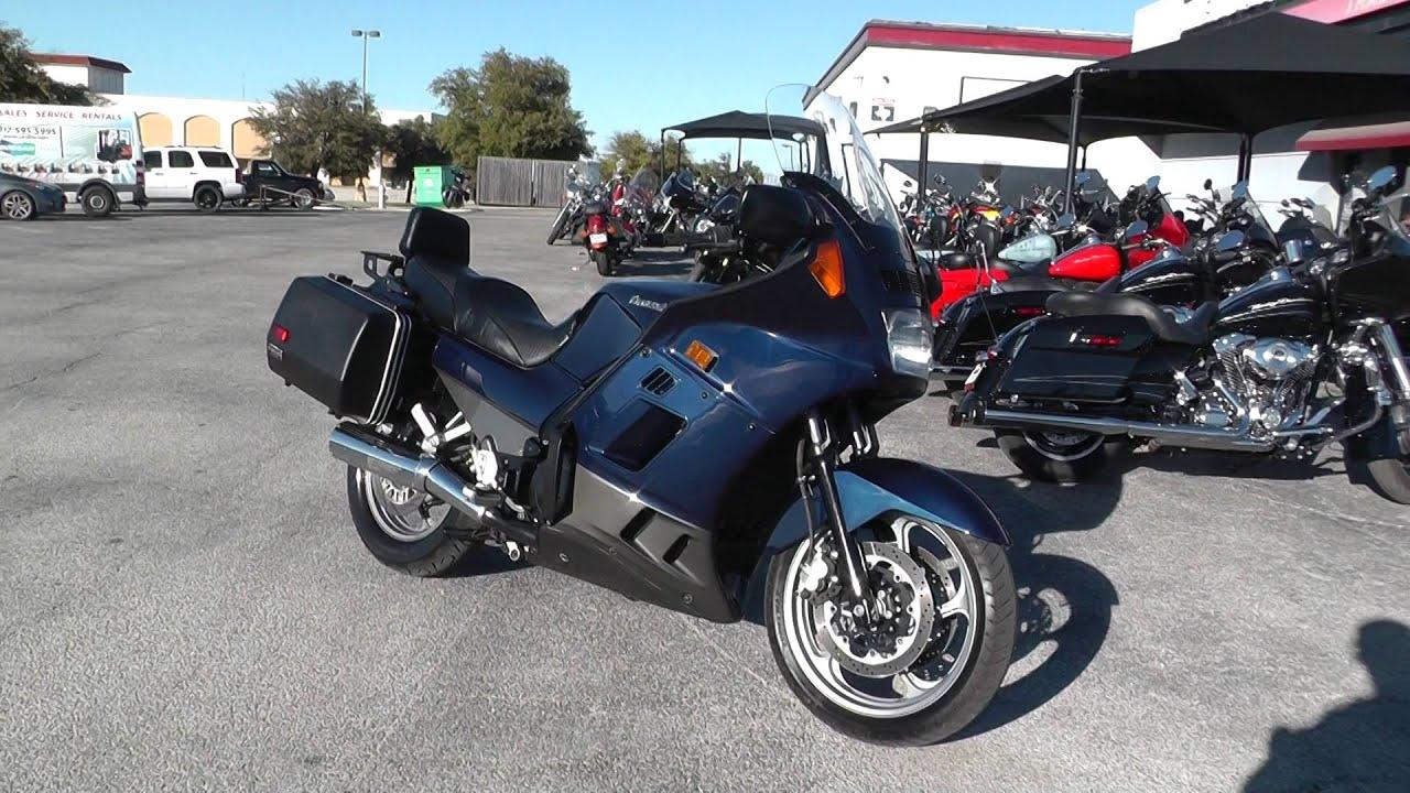 Used Kawasaki Concours