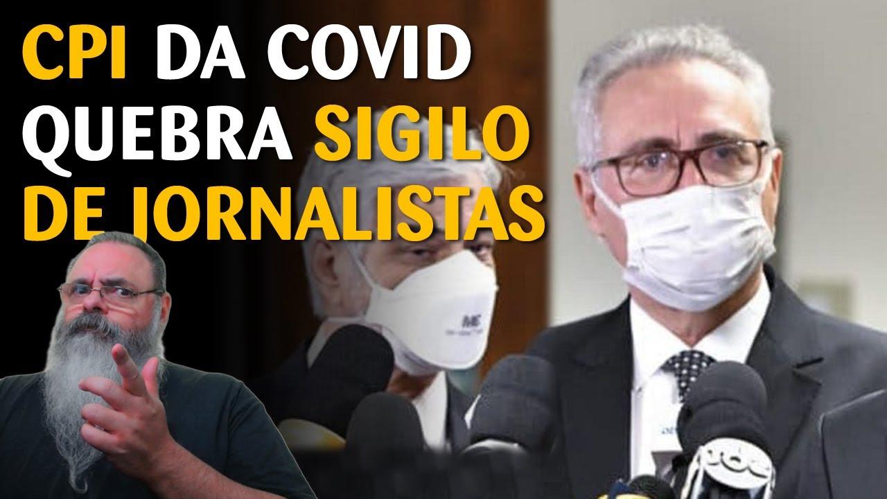"""CPI pressiona jornalistas alegando """"fake news"""""""
