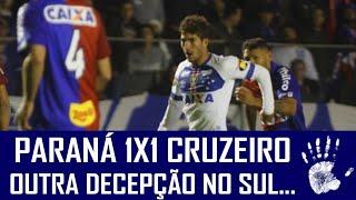 Video Gol Pertandingan Parana Clube vs Cruzeiro