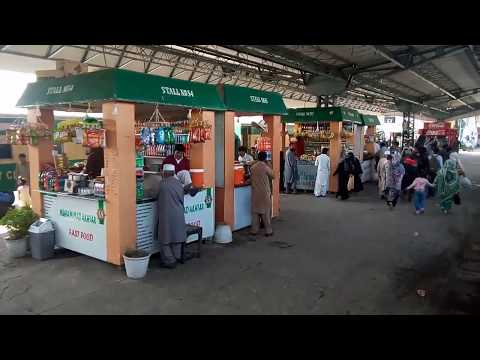 Sights & Sounds of Rohri railway station