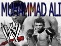 Muhammad Alí Y Su Paso Por La Lucha Libre