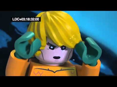 LEGO Batman Be-Leaguered Bloopers - LEGO DC Universe Super Heroes