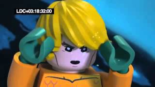 LEGO® DC Universe SuperHeroes - LEGO Batman Be-Leaguered Bloopers