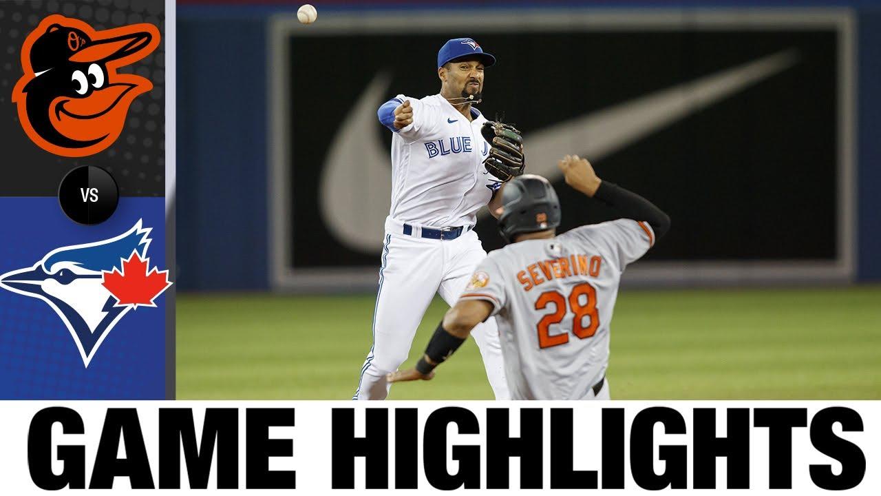 Download Orioles vs. Blue Jays Game Highlights (10/1/21) | MLB Highlights