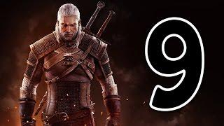 Ведьмак 3 Дикая охота The Witcher 3 Wild Hunt Прохождение На Русском Часть 9 Босс Оборотень Волколак