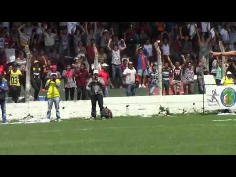 Deportivo Carchá 2-2 Escuintla Heredia - Ascenso a Liga Mayor