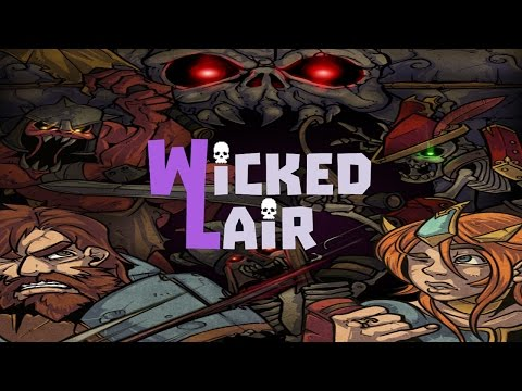 Wicked Lair! (by Stefan Pratter) - iOS / Android - HD Gameplay Trailer