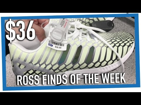 30976821e24f Ep.25 - Ross Finds o t Week (03 24) - ADIDAS ZX FLUX XENO + MORE ...