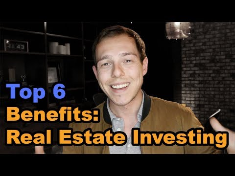 The Top 6 Reasons why I Invest in Real Estate!