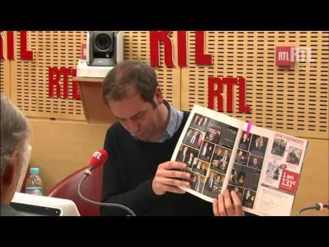 La revue de presse de Tanguy Pastureau du 8 avril 2016 - RTL - RTL