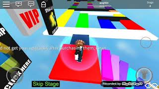 Roblox #2 We jump as we can