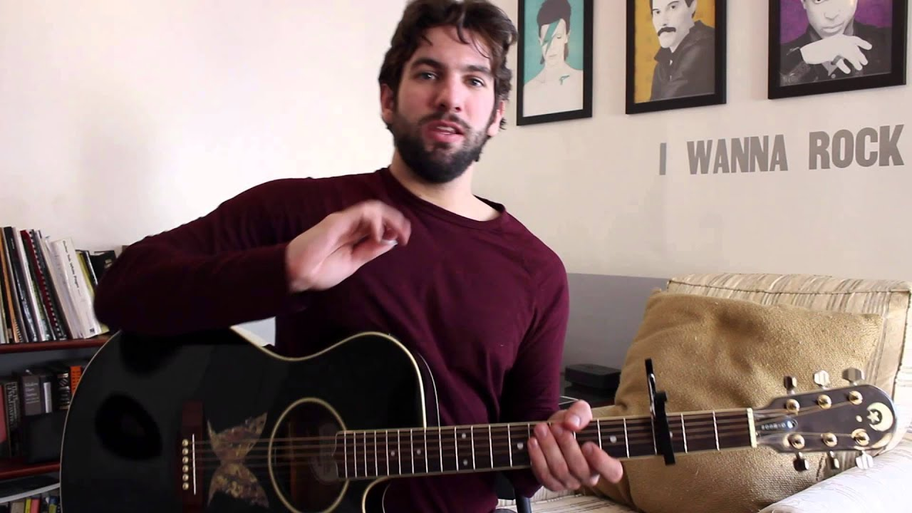 Foster The People Coming Of Age Guitar Chords Lesson By Shawn