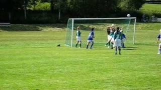 Färgelanda Cup 2009 7-manna match lördag eftermiddag