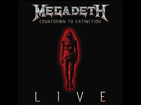 Megadeth - Countdown To Extinction [1992] Full Alum