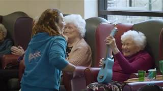 Musical Moments for your care home 2020