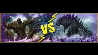 Vs Challenge Episode 4 Godzilla The Kraken Monsters Edition