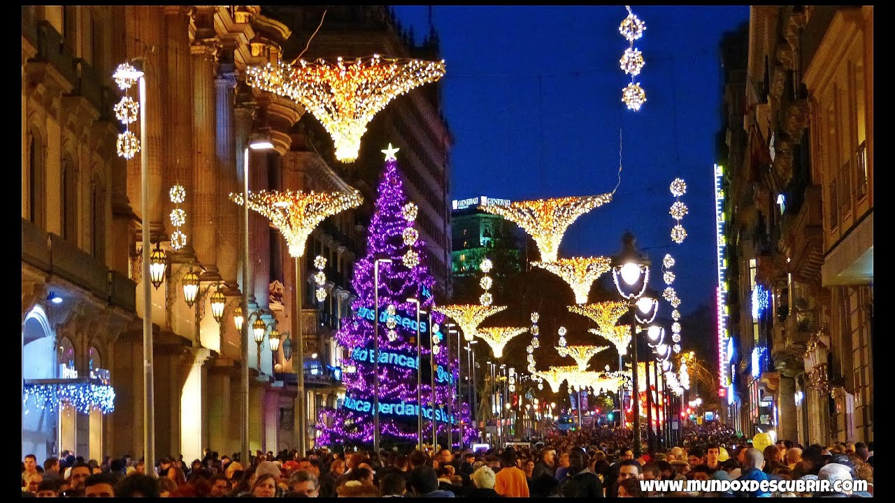 10 cosas que hacer en navidad por barcelona especial - Cosas para navidad ...
