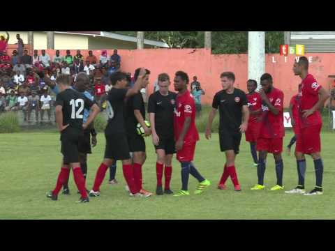 Digicel Amicale FC Vs Western Sydney Wonderers U20 Grand Casino Cup 2017
