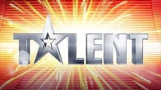 шоу талантов /судьи были в шоке/смотреть всем/ Ридик Настя