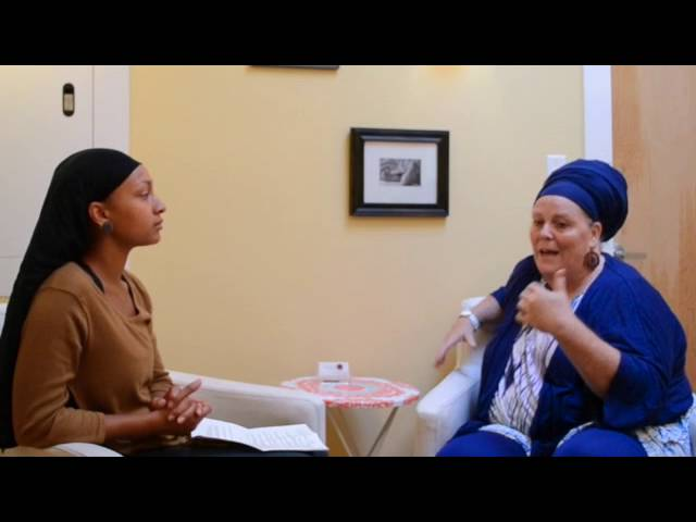 A conversation about The Sacred Woman
