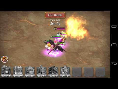Castle Clash - Tier 3 Boss No Stun
