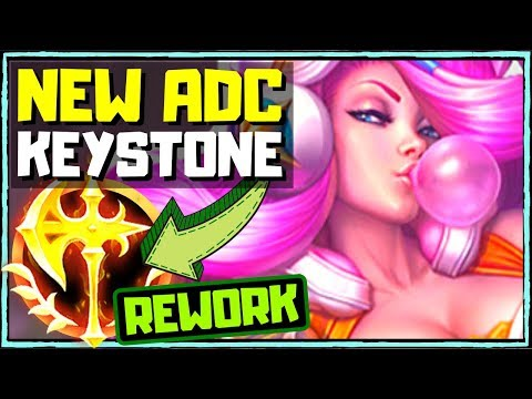 OMG😍 REWORKED Conqueror Is PERFECT For ADC In Preseason!! | League Of Legends (Season 10)