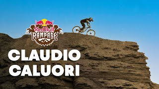 Red Bull Rampage 2015: Claudio Caluori's Scariest Course Preview Ever